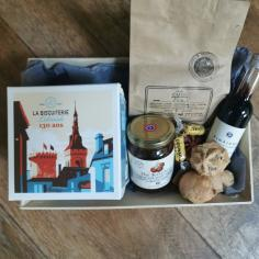 CAGETTE FETE DES PERES - La Biscuiterie Lolmede