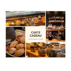 CARTE CADEAU - La Biscuiterie Lolmede
