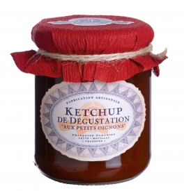 KETCHUP FLEURIET - La Biscuiterie Lolmede