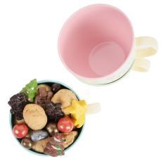 LA  TASSE MACARONS ET CHOCOLATS - La Biscuiterie Lolmede