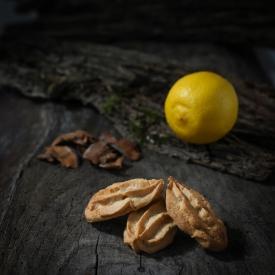 Lemon macaroon - La Biscuiterie Lolmede