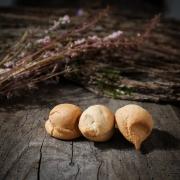 MACARON À L'ANCIENNE - Les macarons tradition - La Biscuiterie Lolmede
