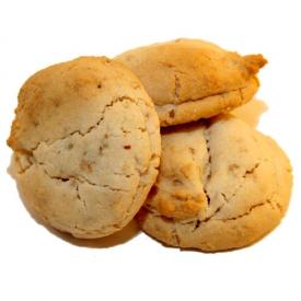 Macaron au praslin - La Biscuiterie Lolmede