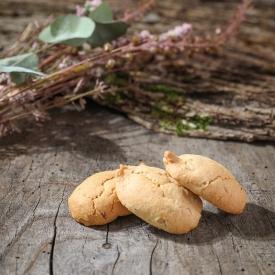 Macaron aux noix de pécan - La Biscuiterie Lolmede