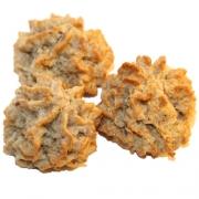 MACARON CHATAÎGNE - Les macarons fruités - La Biscuiterie Lolmede