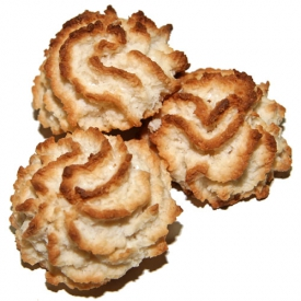 MACARON COCO - La Biscuiterie Lolmede