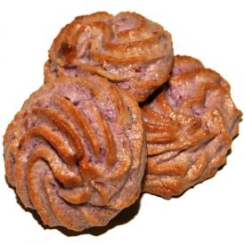 MACARON FRUITS ROUGES - La Biscuiterie Lolmede