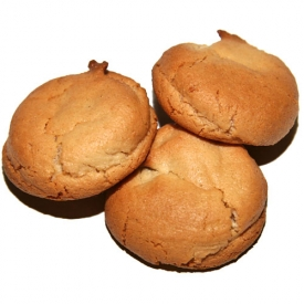 MACARON  PISTACHE NOISETTE - La Biscuiterie Lolmede