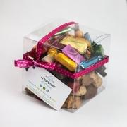 La Biscuiterie Lolmede : Les idées cadeaux - LA BOÎTE TRANSPARENTE