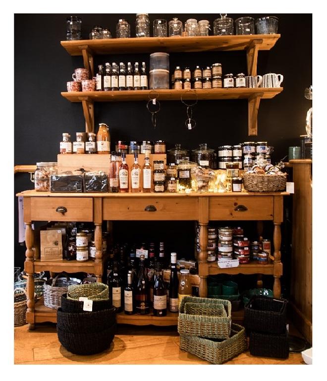Les produits régionaux - Gifts corner - La Biscuiterie Lolmede