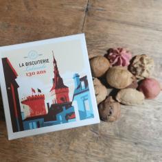 Comics box - La Biscuiterie Lolmede