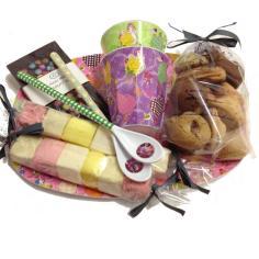 Plate of sweetmeat - La Biscuiterie Lolmede