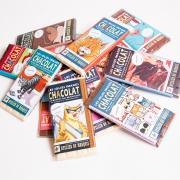 NICOLAS BASTIDE - Les chacolats - La Biscuiterie Lolmede