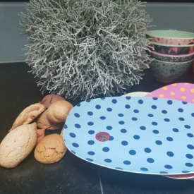 Rice plate - La Biscuiterie Lolmede