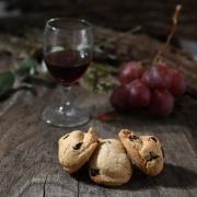Rum macaroon - Macaroons retail : alcoholic macaroons - La Biscuiterie Lolmede